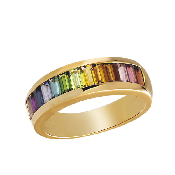 the rainbow collection Rio Ring