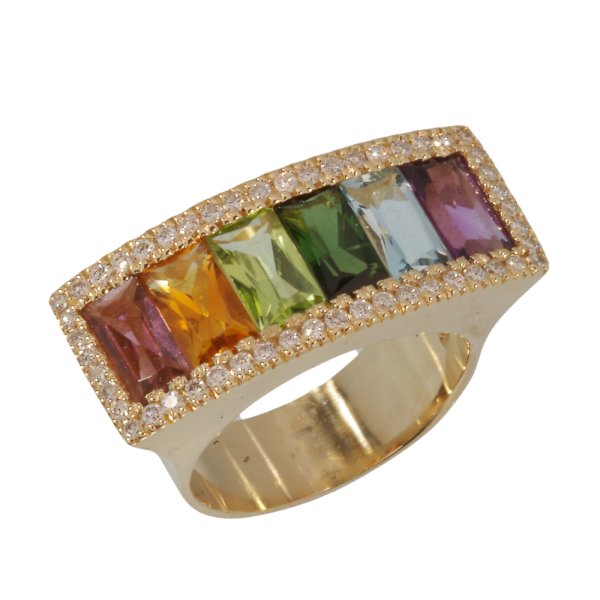 Jungbluth the rainbow collection Montreal Ring