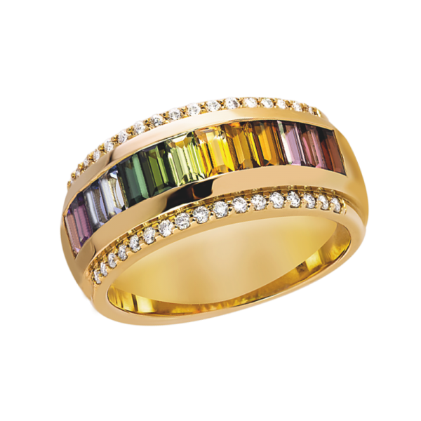 Jungbluth the rainbow collection Brasil Ring